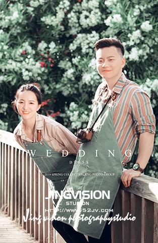 Mr 阎&Mrs繆